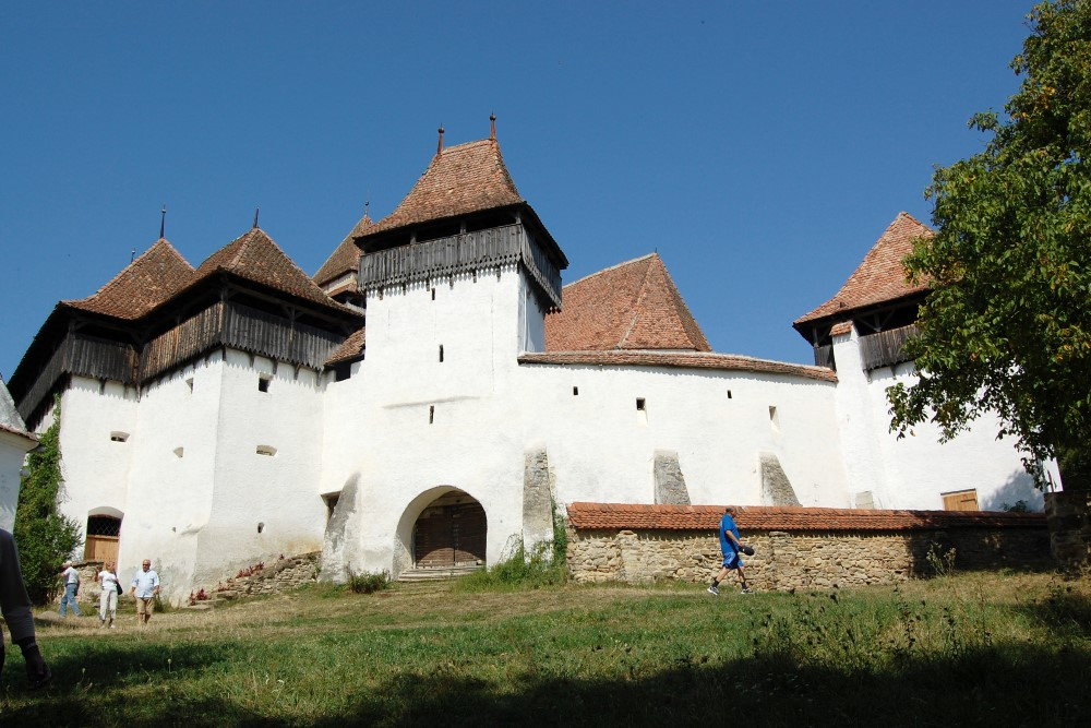 Fortress and Saxon Heritage