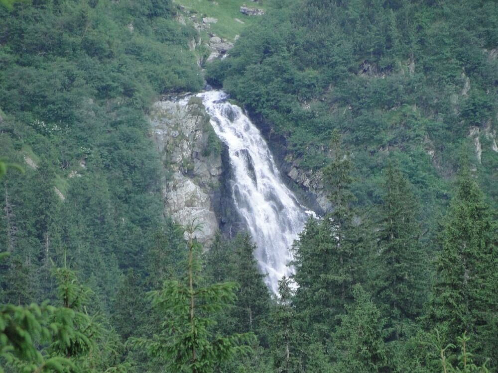 Balea Waterfall