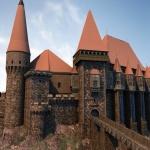 Huniady Castle 01
